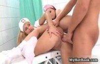 Barbara e Vika duas ninfetas porno deliciosas