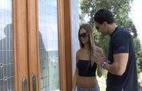 Vídeo porno de putaria entre vizinhos